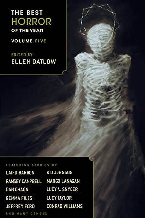 Best Horror of the Year, Volume 5